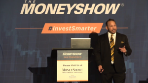 Riding Through the ETF Wormhole Featuring Jim Woods Speaking t the MoneyShow San Francisco California